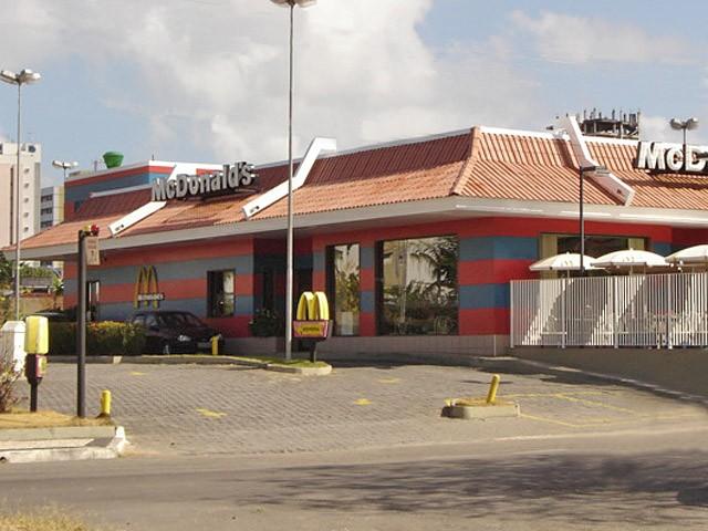 Pintura do McDonald's